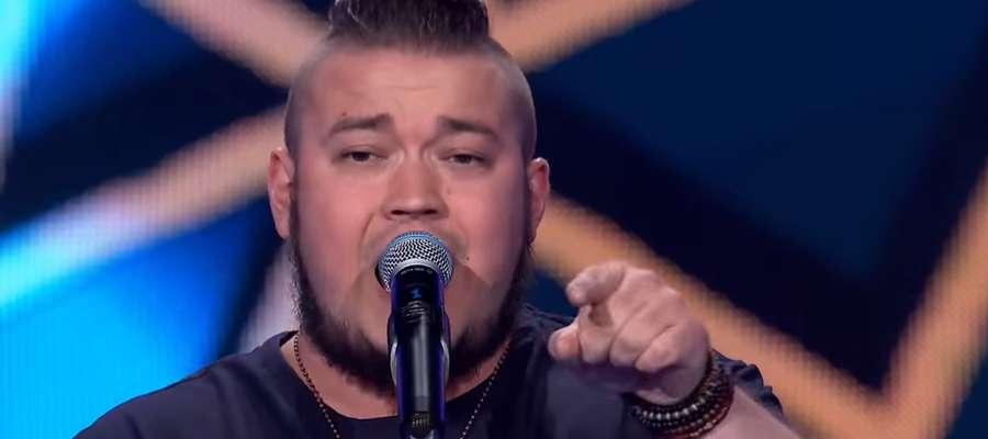 Jakub Zajączkowski wziął udział The Voice of Poland
