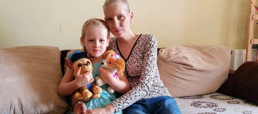Anna Onasz: Córeczka ma cztery latka i już wie, że choruję