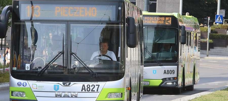 Jak ZDZiT w okresie zagrożenia epidemią zadba o bezpieczeństwo pasażerów i kierowców komunikacji miejskiej w Olsztynie?