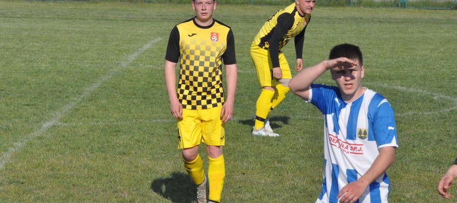 Młody Kacper Kaszuba jest podstawowym graczem Boruty