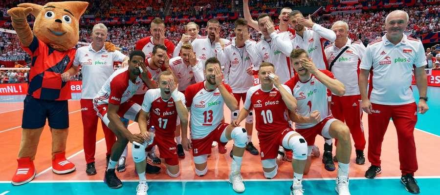 Polska na razie robi w mistrzostwach Europy to, na co wszyscy liczyli