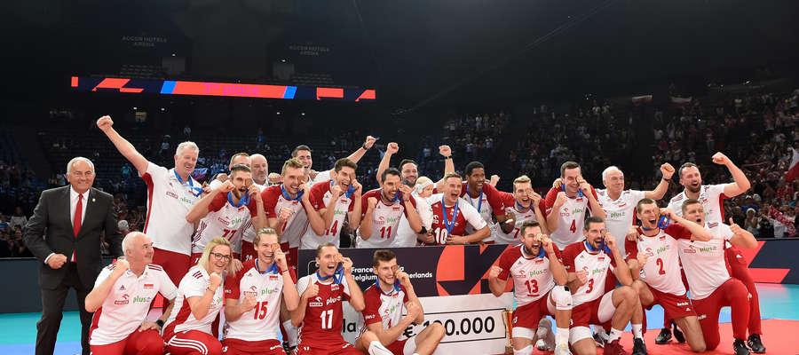 Polacy zakończyli mistrzostwa Europy z brązowymi medalami