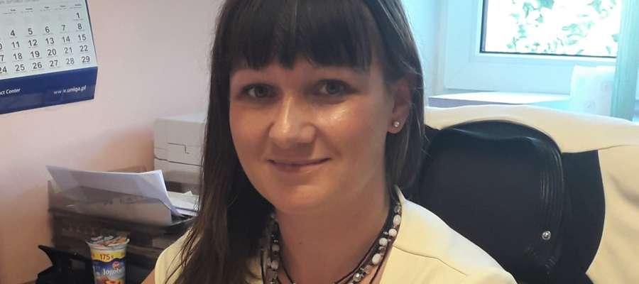 To kontakt z ludźmi jest dla mnie motorem do działania — mówi Anna Kupczak