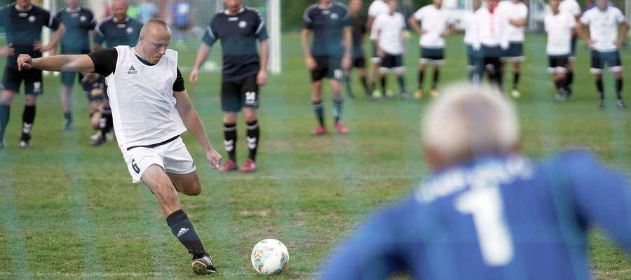 Piłkarskie zmagania na mrągowskim boisku trwały trzy dni