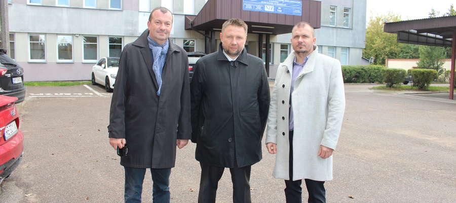 Politycy Koalicji Obywatelskiej mówili o problemach powiatowych szpitali.