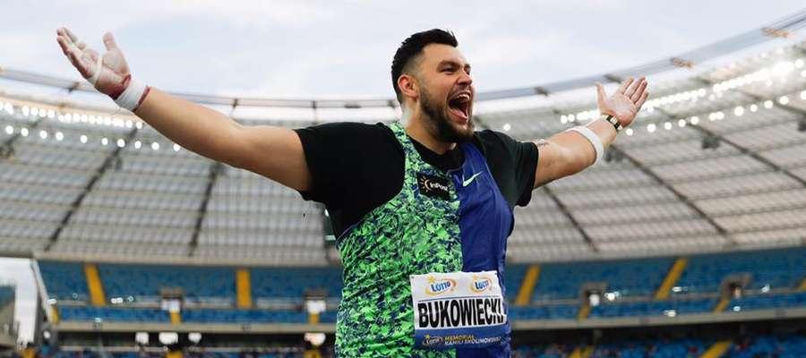 Konrad Bukowiecki jest w tym sezonie w mistrzowskiej formie