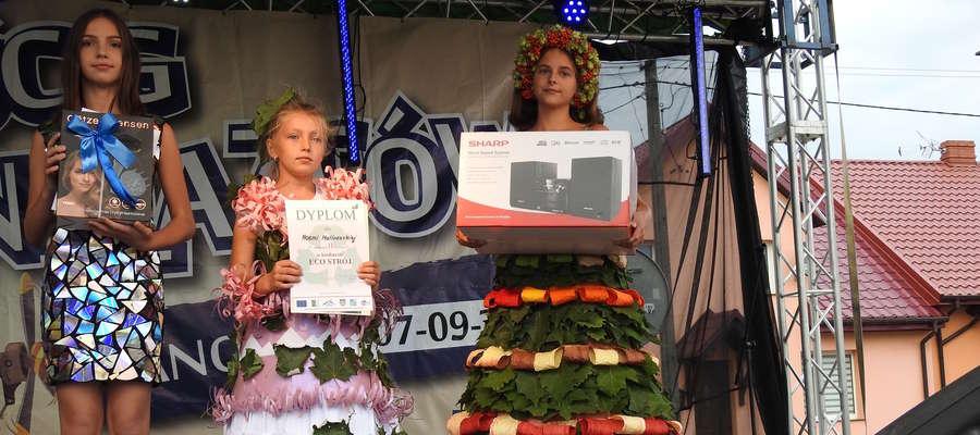 Zwyciężczynie w konkursie na ekologiczny strój