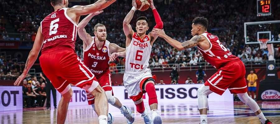 Polscy koszykarze są już w czołowej szesnastce mistrzostw świata
