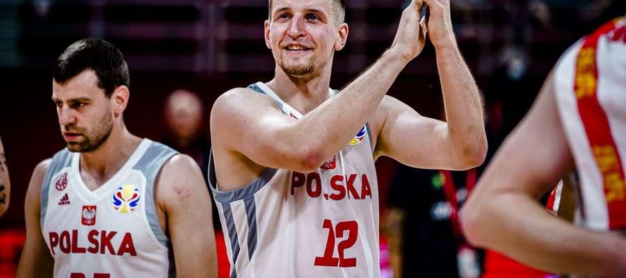 Adam Waczyński był w piątek najlepszym punktującym polskiej drużyny