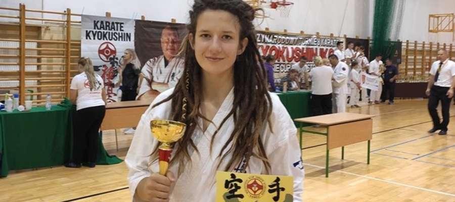Natalia Stachowicz w efektownym stylu wróciła na turniejowe maty