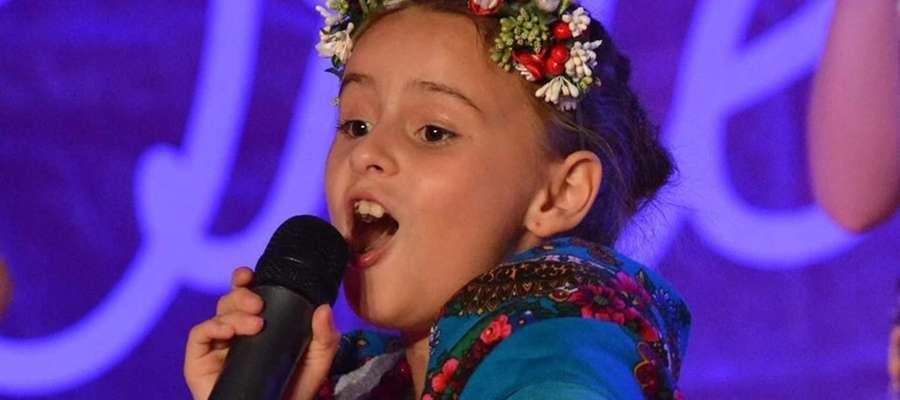 Śpiew to moja największa pasja