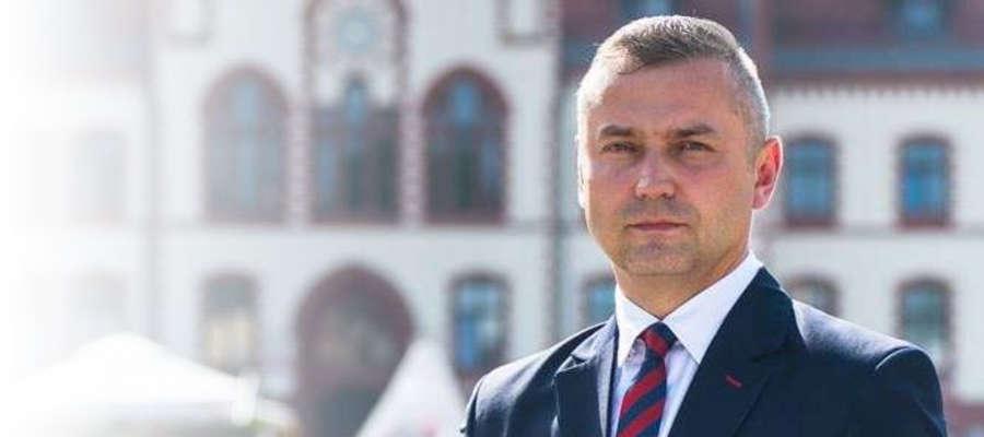 Poseł Jerzy Małecki: — To dla mnie wielki zaszczyt