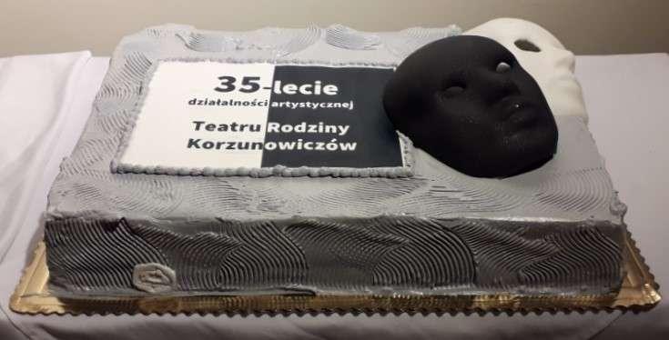 Jubileuszowy tort - full image