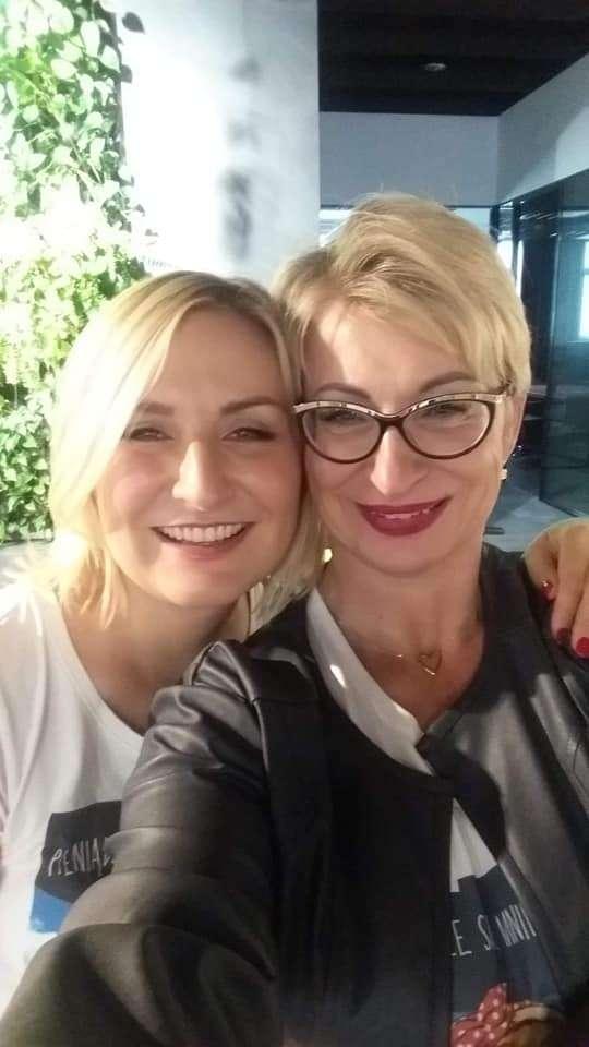 Dominika Nawrocka i Wioletta Michalak
