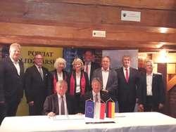 Wizyta gości z partnerskiego Emsland