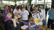 X Turniej Badmintona Osób Niepełnosprawnych w Nowym Mieście [ ZDJĘCIA ]