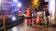 Kobieta z dzieckiem potrącona na przejściu dla pieszych w Olsztynie