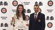 Natalia Stachowicz ze srebrem w otwartych mistrzostwach Niemiec