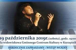 """""""Jeszcze raz"""" - koncert Mariusza Klimka w Kurzętniku"""