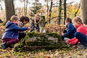 Wolontariusze posprzątali cmentarze na Wzgórzach Dylewskich [zdjęcia]