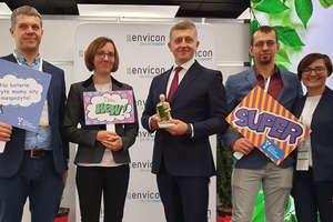 ZUOK Spytkowo dwukrotnie doceniony w XX Konkursie o Puchar Recyklingu