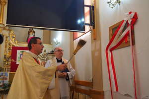 250 - lecie konsekracji kościoła w Żurominku
