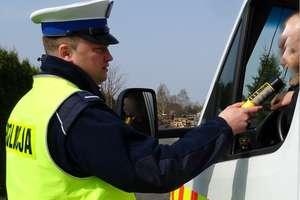 Kierowca ciężarówki miał prawie 3 promile. Zatrzymał go mieszkaniec Pisza
