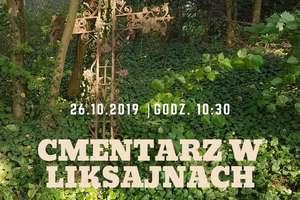 Zadbają wspólnie o zapomniany cmentarz ewangelicki w Liksajnach