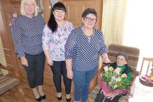 102 Urodziny pani Konstancji Koziatek
