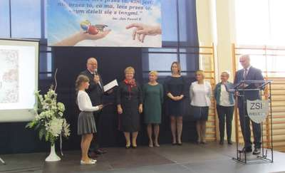 Dzień Edukacji Narodowej w ZSP w Wieliczkach