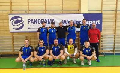 Zapraszamy na Mecz Ligi Wojewódzkiej Seniorów: SMS Panorama Działdowo - KS Masuria Volley Giżycko