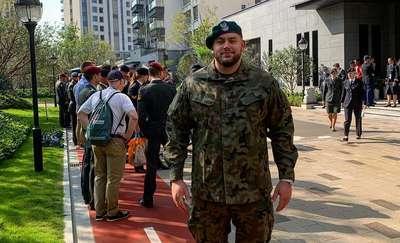 Bukowiecki - wicemistrz wojskowych igrzysk