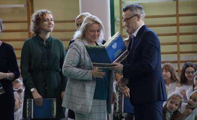 Dzień Edukacji Narodowej w lubawskiej Szkole Podstawowej [GALERIA]