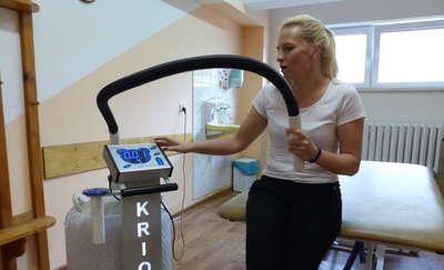 Szpital zbiera pieniądze na sprzęt do krioterapii