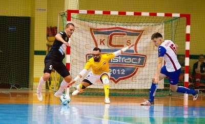 Imanol SHOW. Contract na podium Futsal Ekstraklasy