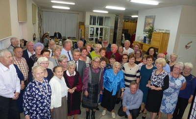 Seniorzy uroczyście obchodzili swoje święto