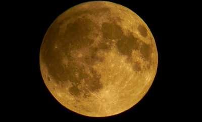 Krwawy Księżyc na niebie, czyli najbardziej niezwykła pełnia w roku