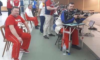Ruszkiewicz tuż za podium mistrzostw świata