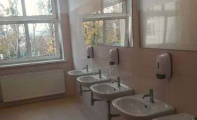 Modernizację sanitariatów w Jagiellonce