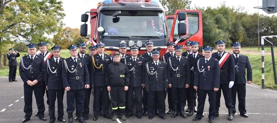 Druhowie z Frygnowa przeskoczyli w nową epokę pożarniczą [zdjęcia]