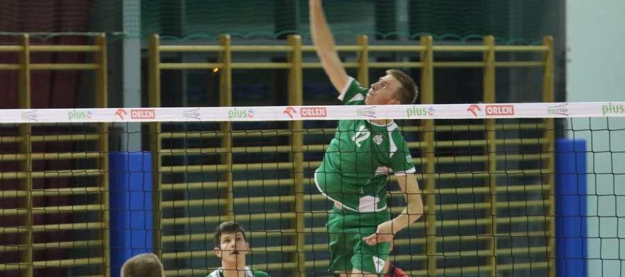 AZS UWM Olsztyn przegrał ligowy mecz w Kortowie