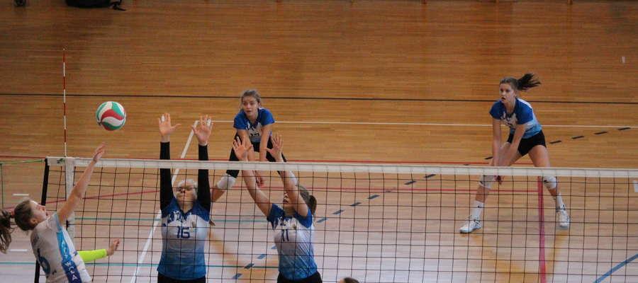 Drugi dzień rywalizacji odbywał się w żuromińskiej hali sportowej