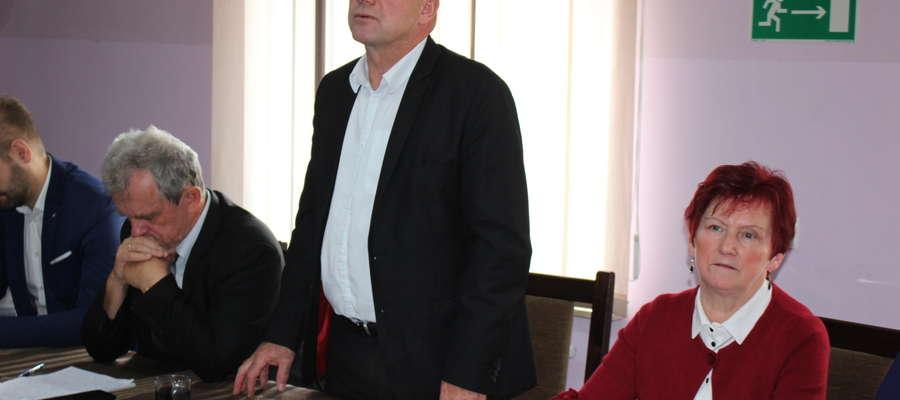 Wójt Piotr Kostrzewski nie po to pisał odwołanie i wywalczył dotację od marszałka, by teraz ją oddać