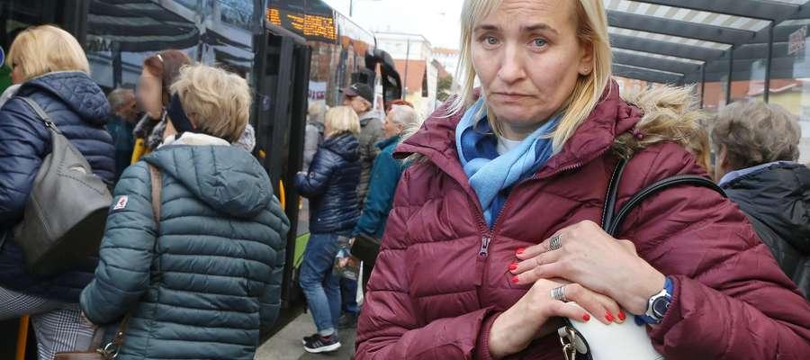 Zofia Liberadzka: Usłyszałam, że to moja wina