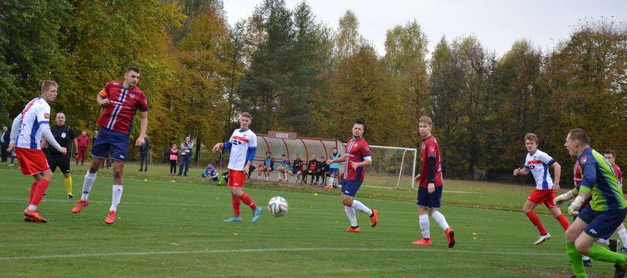 W ostatnim występie w grupie 2 klasy A Sokół II przegrał 0:1 z LKS Tyrowo