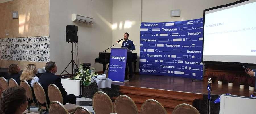 Grzegorz Baran, Transcom Worldwide Poland