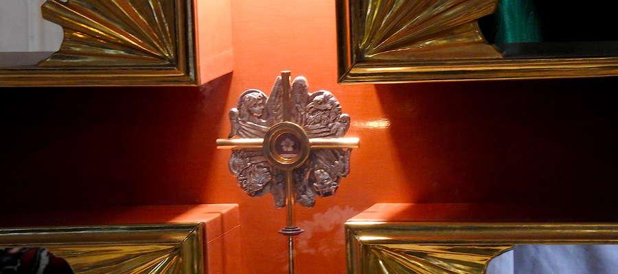 Relikwie św. Faustyny w Lidzbarku Warmińskim