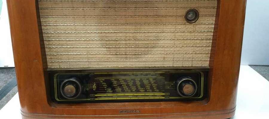 Radio Stolica stało w naszym mieszkaniu na honorowym miejscu