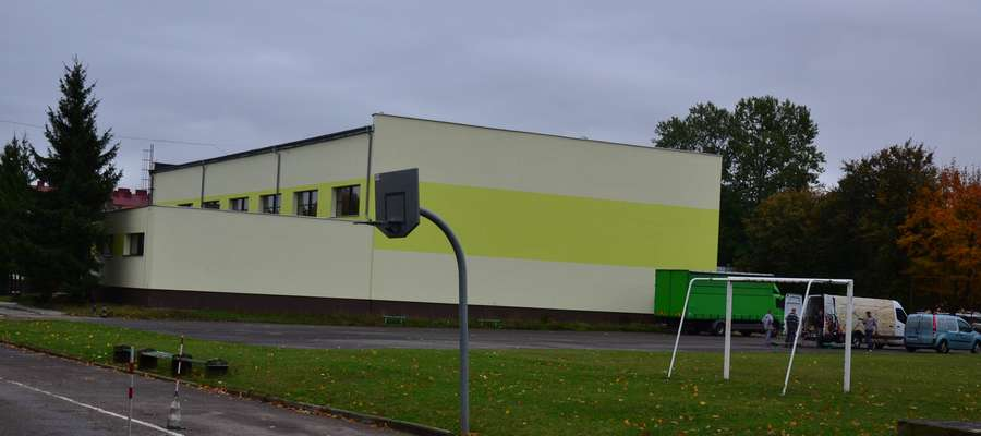 Hala sportowa przy ul. Piłsudskiego w listopadzie ma zostać oddana do użytku