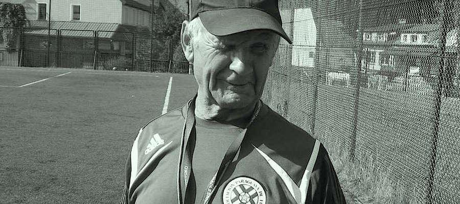 Edward Hincman był wieloletnim trenerem młodych pasjonatów piłki nożnej. Zmarł 15 lutego tego roku.